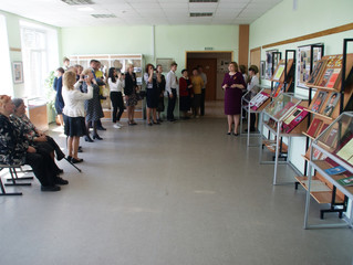 Открытие историко-краеведческого музея в Коренево