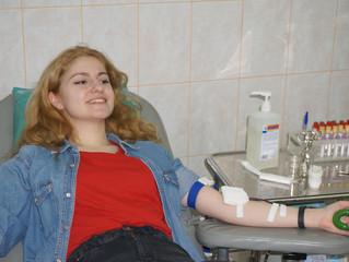 День донора в Люберецком благочинии