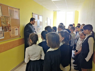 День православной книги в Красковской школе № 59