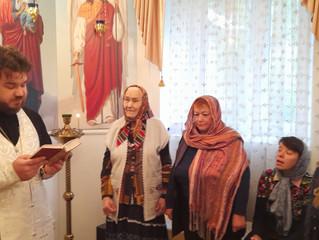 Водосвятный молебен в комплексном центре социального обслуживания и реабилитации «Люберецкий»
