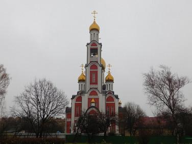 Паломничество Люберецкого благочиния к Святыням Подмосковья