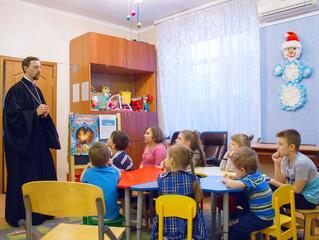Посещение воспитанников Социально-реабилитационного центра для несовершеннолетних детей
