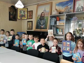 День православной книги в воскресной школе «Дружные»