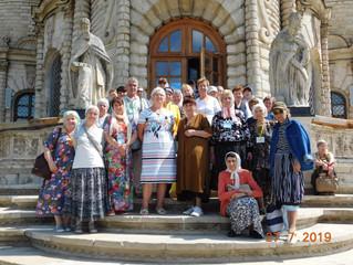 Паломническая поездка в храм Зна́мения Пресвятой Богоро́дицы в Дубровицах
