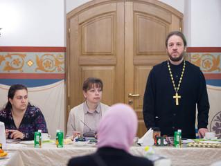 Общее собрание представителей групп милосердия Люберецкого благочиния