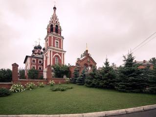 Престольный праздник в Казанском храме города Котельники
