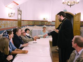 Завершение учебного года в Люберецком отделении Миссионерско-катехизаторских и Библейско-богословски