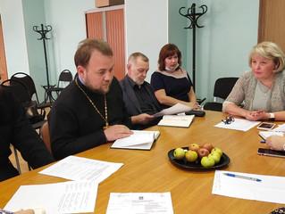 Заседание координационного совета по образованию в Люберцах