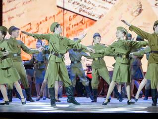 Поздравление ветеранов Великой Отечественной войны в городском округе Люберцы
