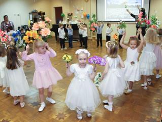Праздник Ангелов в детском садике «Кораблик» в Лыткарино