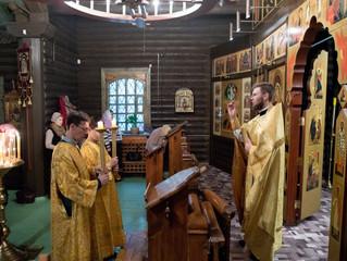 Престольный праздник в Иннокентьевском храме г. Люберцы