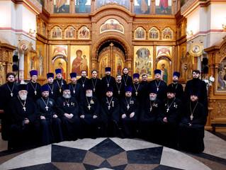 Братское совещание духовенства Люберецкого благочиния