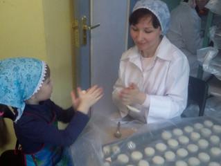 Мастер-классы для родителей и воспитанников школы «Зернышко»