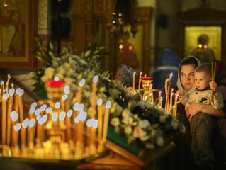 Рождество Пресвятой Богородицы в Преображенском соборе г. Люберцы