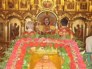 День памяти свщмч. Петра Маркова в Люберецком благочинии