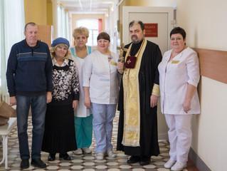 Посещение социальной больницы