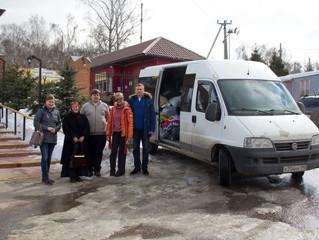 День бездомного человека в Люберецком благочинии