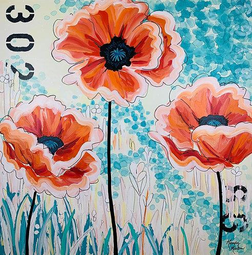 Spring Fling Print