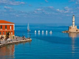 Ханья - романтический старый город на Крите