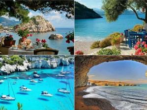 8 мест Греции, которые выглядят так, будто они были взяты из сказки!