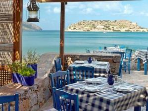 Элунда - одно из самых красивых мест в Греции