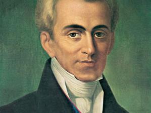 Кем был Иоаннис Каподистрия