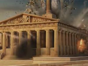 Видео: история афинского Парфенона с момента его создания и до 19 века