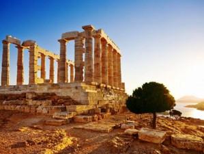 Мыс Сунио - храм Посейдона