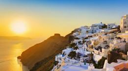 10 самых захватывающих закатов в Греции