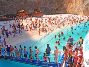 Греция бьет новые рекорды - 30 миллионов туристов в 2017 году