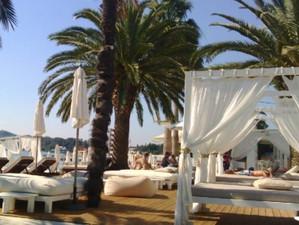 Топ-10 пляжных баров в Греции