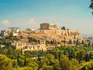10 самых известных достопримечательностей Греции