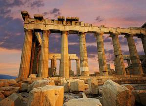 Парфенон - вечная красота античности