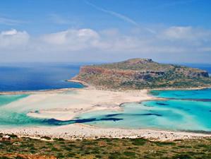 """10 """"волшебных"""" пляжей Греции"""
