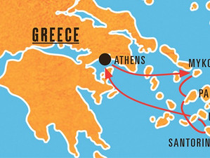 7 лучших греческих островов по мнению местных жителей