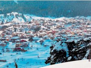 Самая высоко расположенная деревня на Балканах находится в Греции!