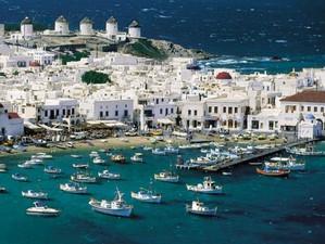 Миконос - король греческих островов