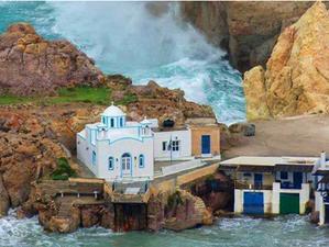 Самые необычные церкви Греции