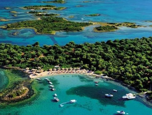 Лихадонисья: греческие Багамские Острова
