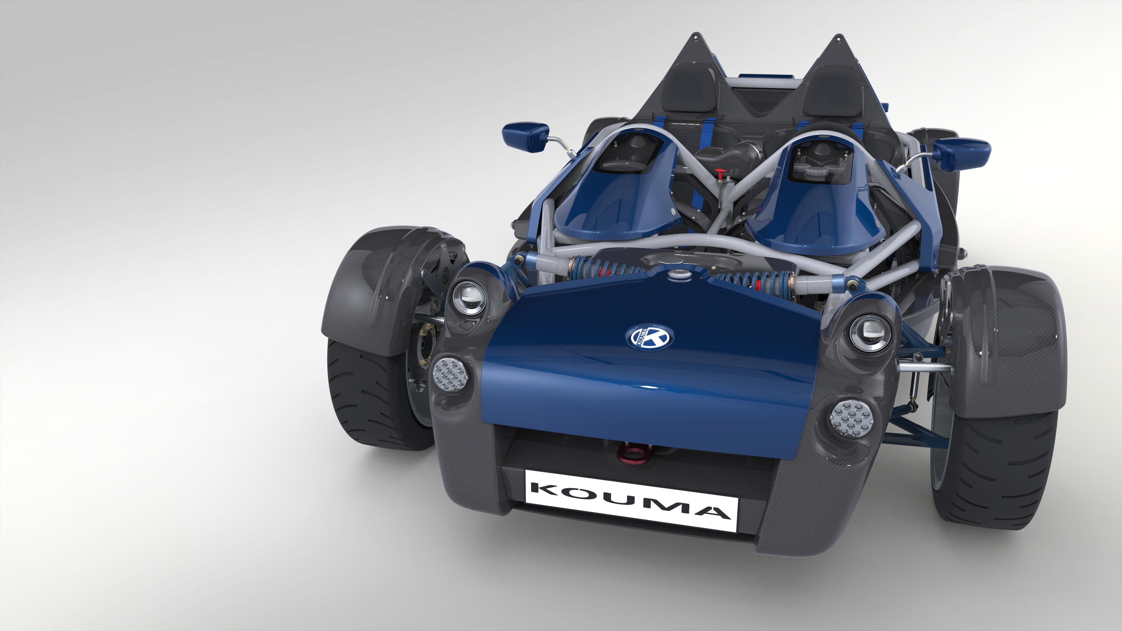 Kouma KR6 Pod