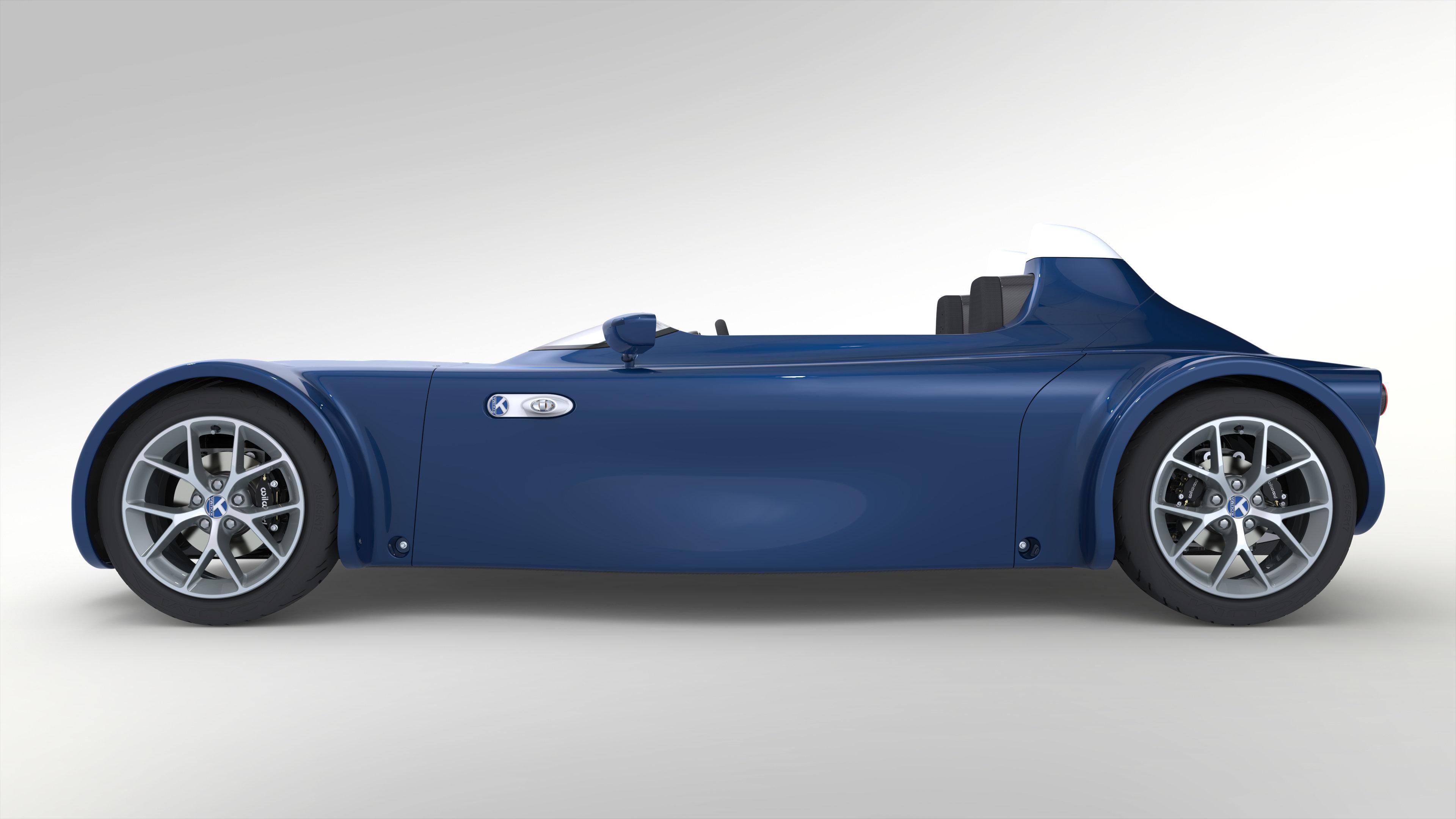 Kouma KR6 Tank
