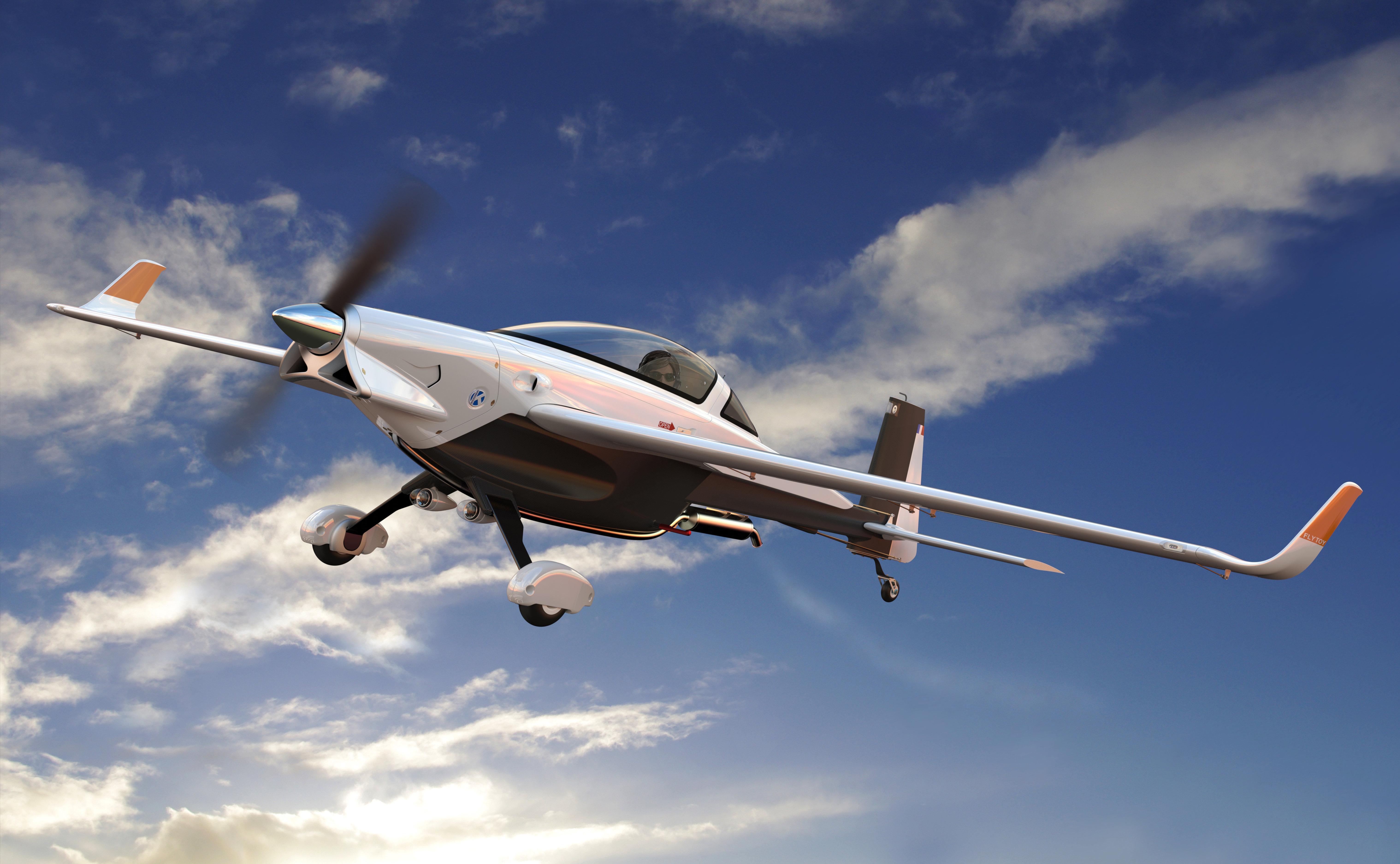 Avion Kouma Flytoy