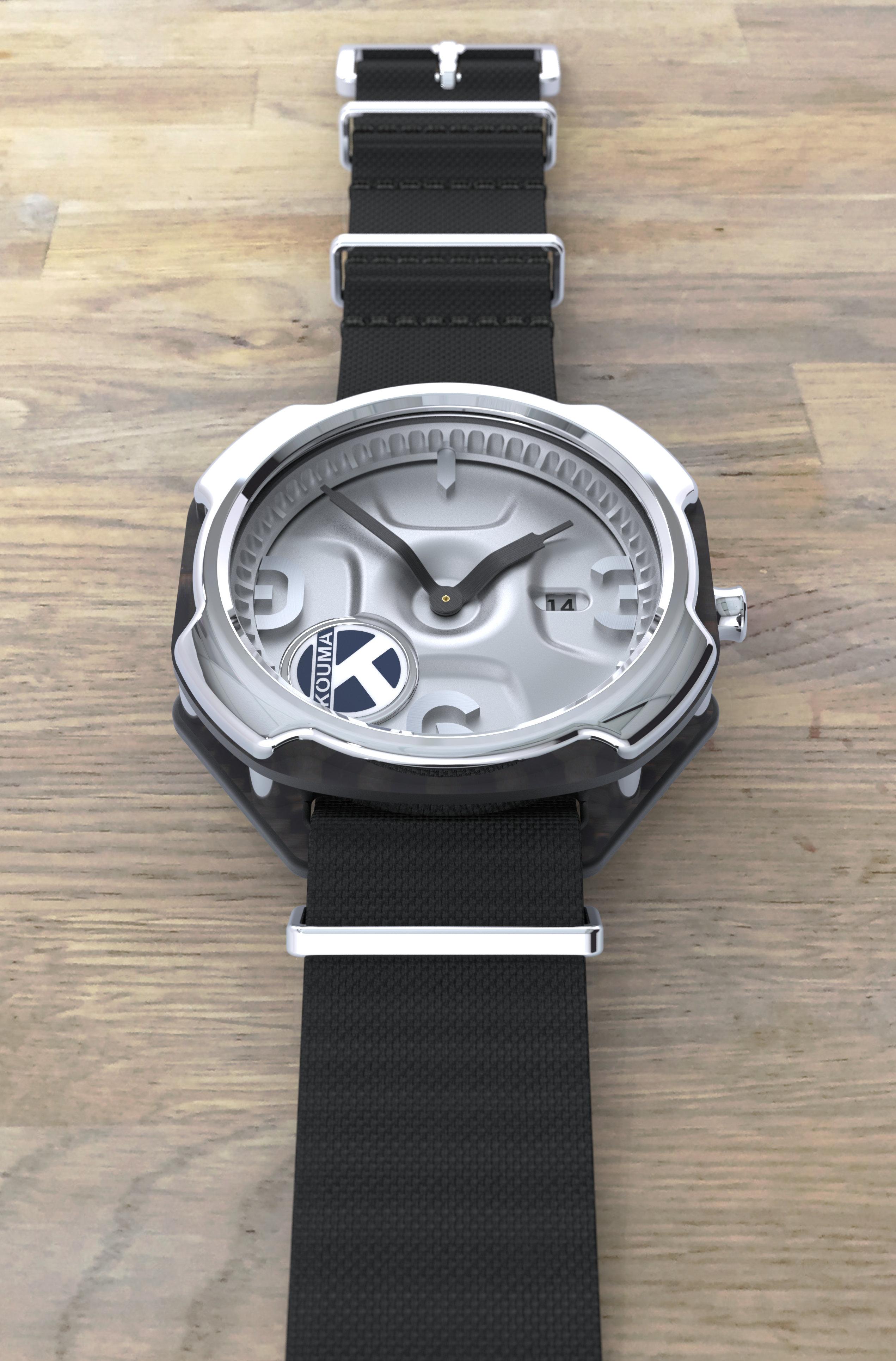 Kouma AL-C Watch