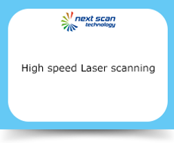 High speed Laser scanning
