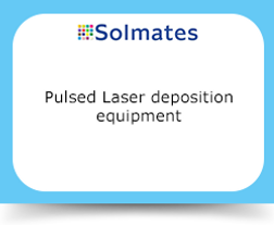 Pulsed Laser deposition equipment