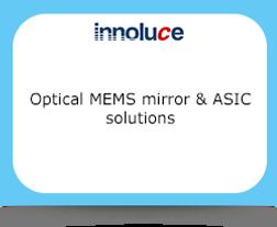Optical MEMS mirror & ASIC solutions
