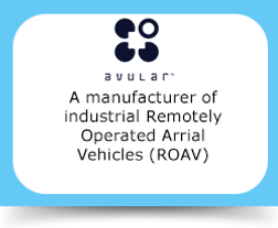 A manufacturer of industrial Remotely Operated Aerial Vehicles (ROAV)