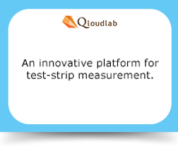 An innovative platform for test-strip measurement.
