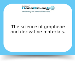 The science of graphene and derivative materials.
