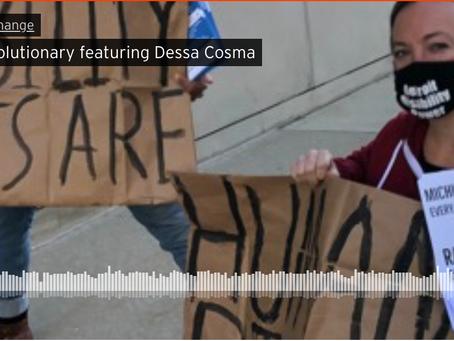 Podcast: True Inclusion in Revolutionary feat. Dessa Cosma